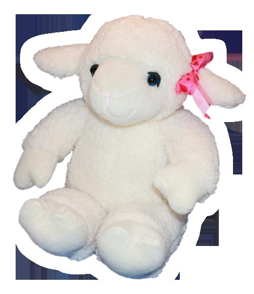 """Bluey"" the Lamb"