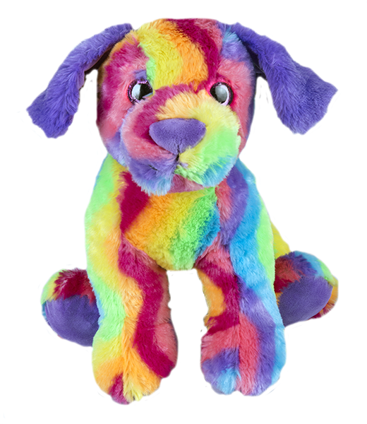 """""""Candy Colours"""" the Dog"""