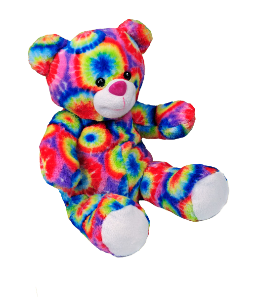 """Rainbow"" the Bear"