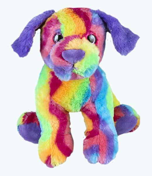 Dog Teddy on Make a Bear Party