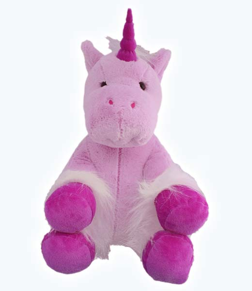 Unicorn Teddy Bear on Make a Bear Party
